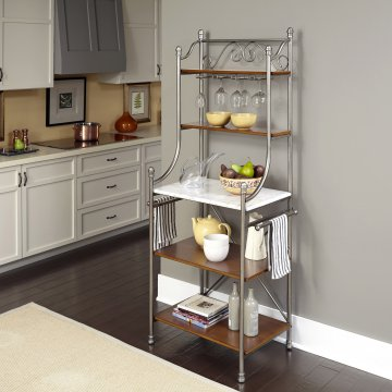 The Orleans Kitchen Island  Home Styles