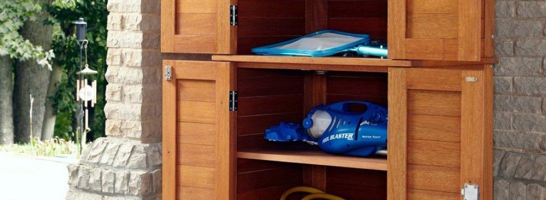 Montego Bay Four Door Multi Purpose Storage Cabinet Homestyles