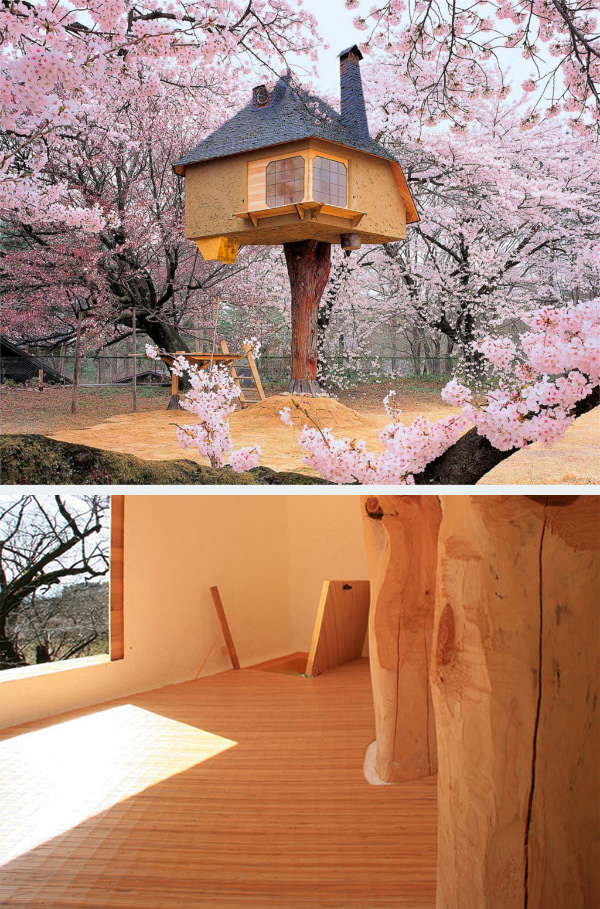 чайный домик тэцу япония