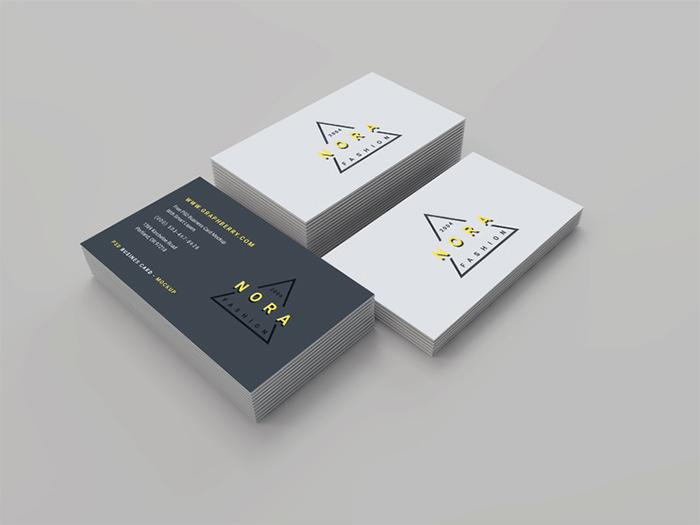Business Cards Mockup Vol.14