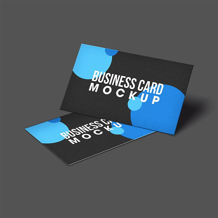 Business card mockup_vol.2