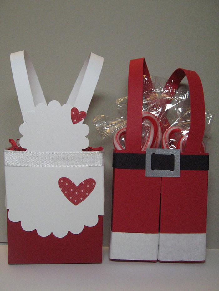 рождественские уроки упаковки