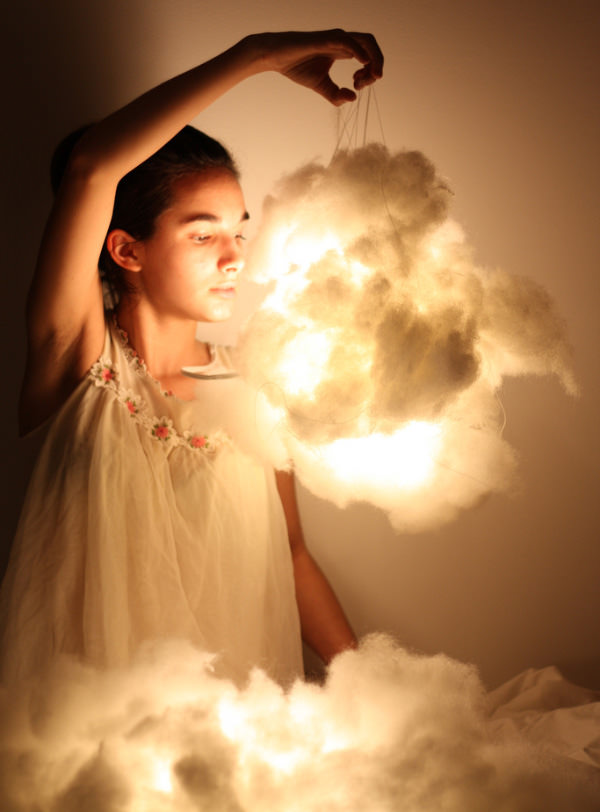 Проект LEDIY выходного дня: светодиодные облачные фонари