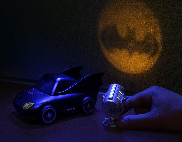 Мини-Бэтмен Бэт-Сигнал