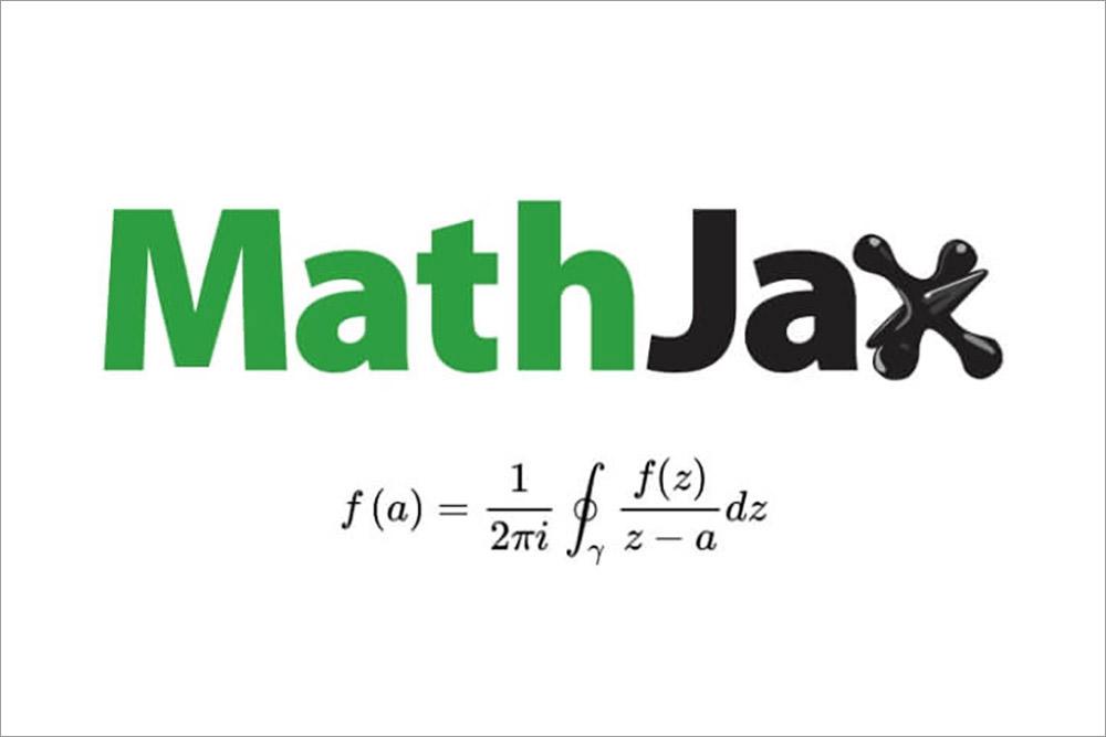 mathjax