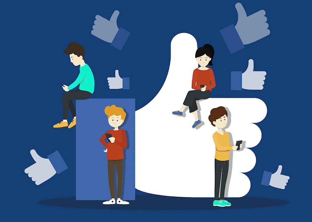 facebook-зависимость