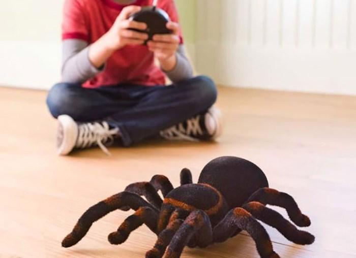 Дистанционно управляемый тарантул