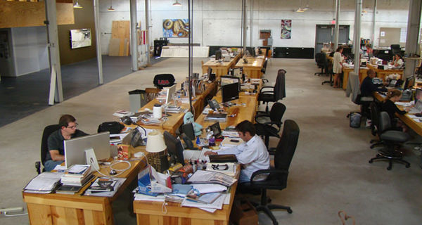 new orleans louisiana coworking space office warehouse