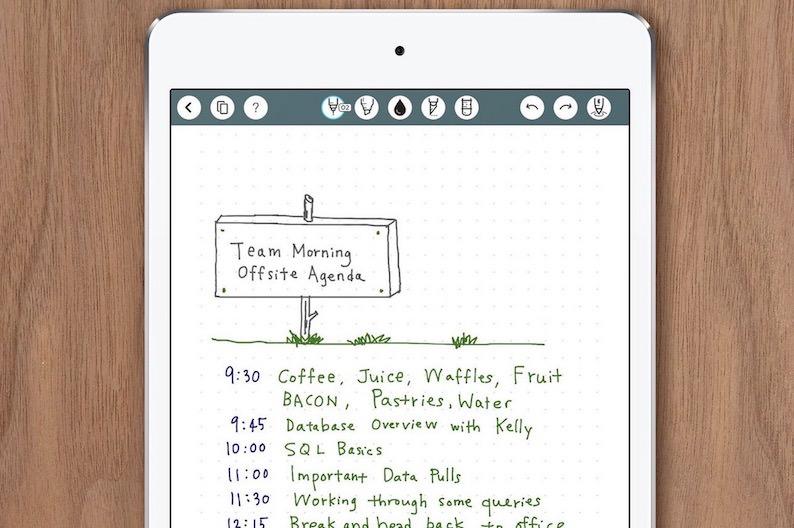 penultimate-ipad-app
