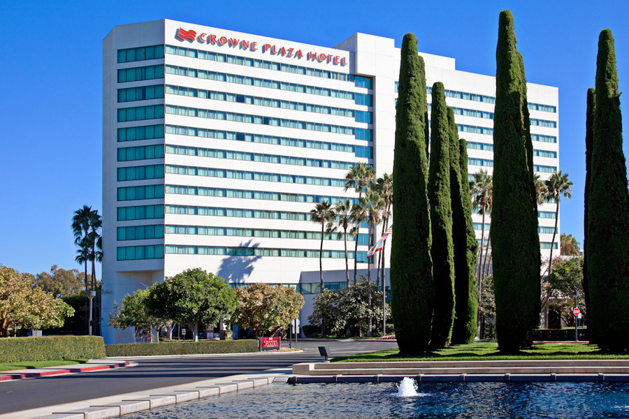 Crowne Plaza Hotel IrvineOrange County Airport Irvine
