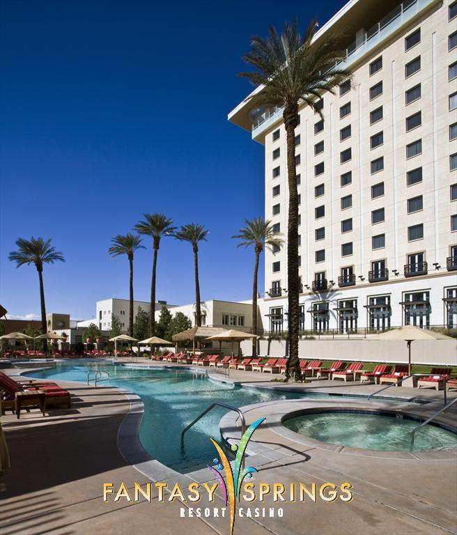 Fantasy Springs Resort Casino, Indio, Ca Jobs