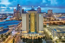 Embassy Suites Hilton Tampa Downtown Convention Center