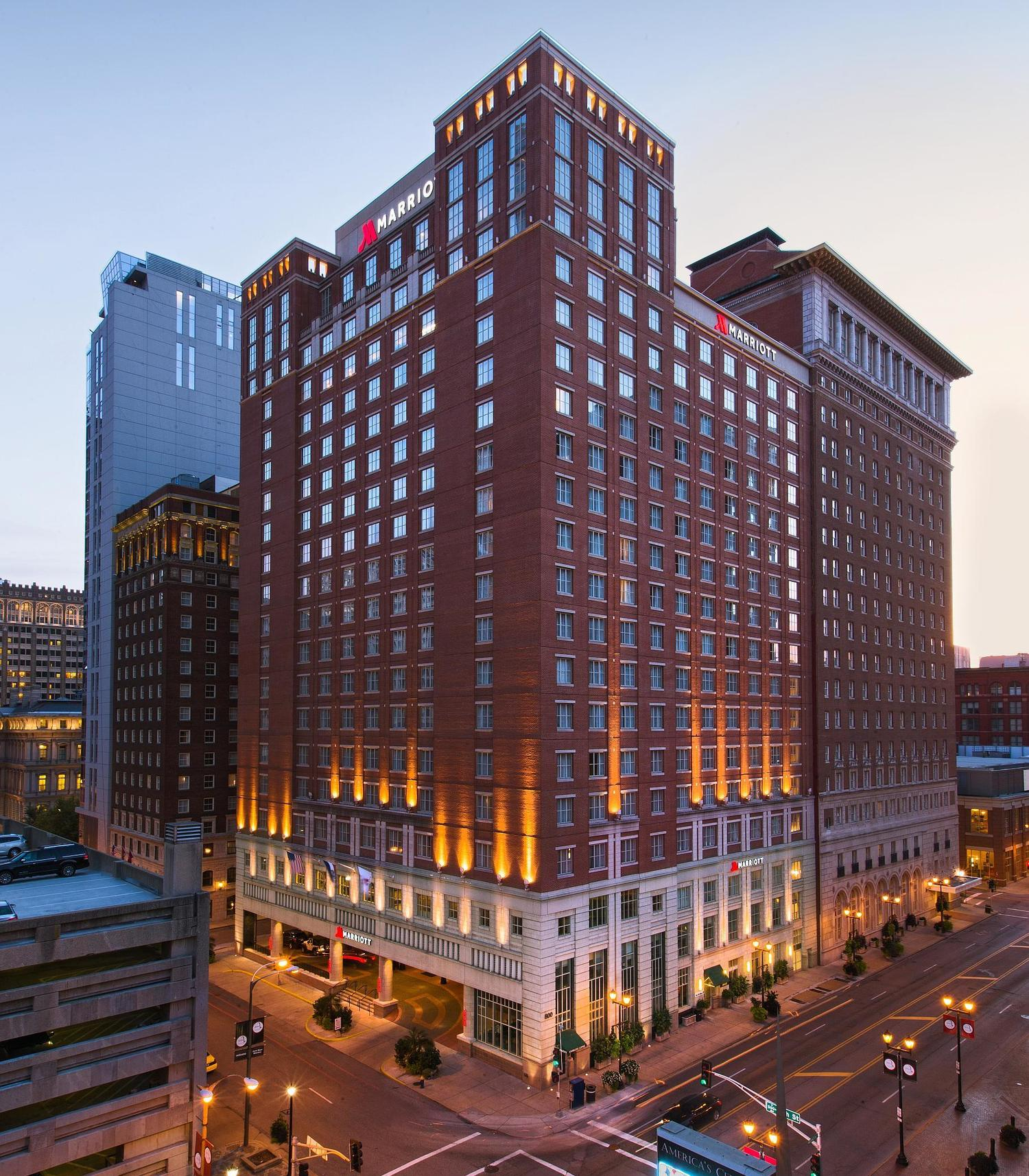 Jobs at Marriott St Louis Grand St Louis MO