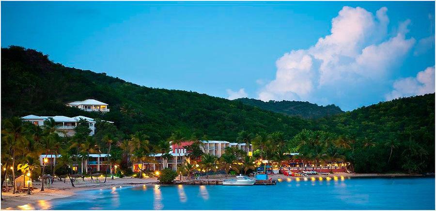 Bolongo Bay Beach Resort St Thomas Virgin Islands US