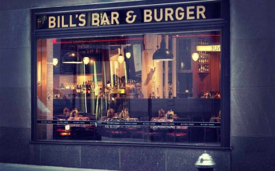 Bill's Bar & Burger Rockefeller Center, New York, NY Jobs ...