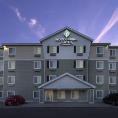 Hotel Rooms With Kitchens Pictures Of Pot Racks In Woodspring Suites San Antonio I-35 North, Antonio, Tx ...