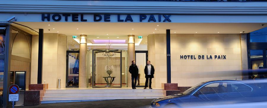 The Ritz Carlton Hotel De La Paix Geneva Lausanne Vaud