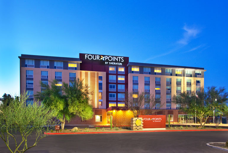 Four Points by Sheraton at Phoenix Mesa Gateway Airport