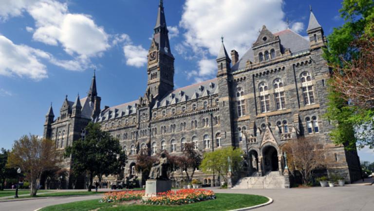 Georgetown University. Washington. DC Jobs | Hospitality Online