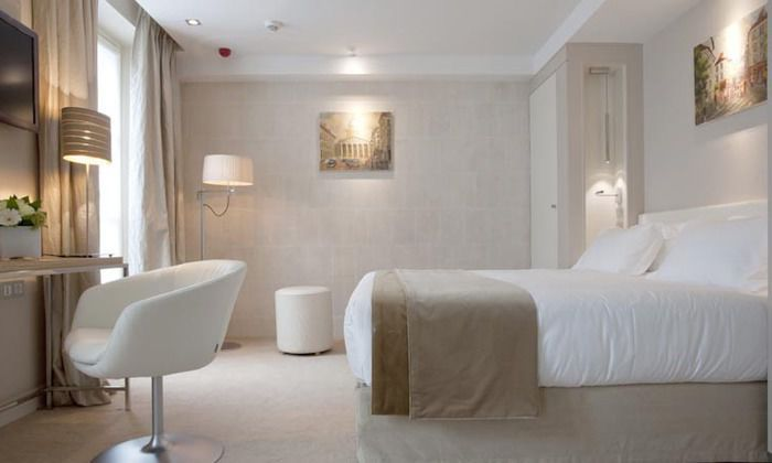 Decoration Chambre Hotel Luxe