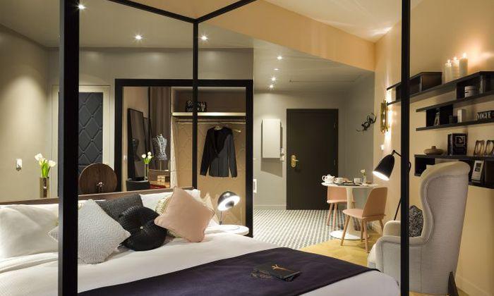 Htels  Paris avec chambre pour une famille