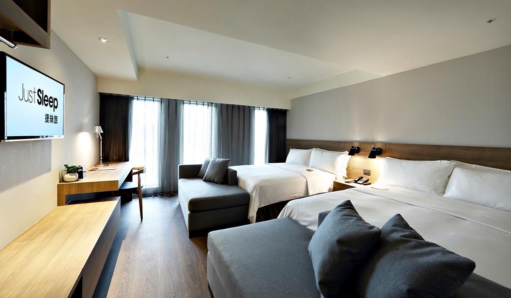 【捷絲旅─林森館】徜徉在藍天的質感旅店   HotelMyList