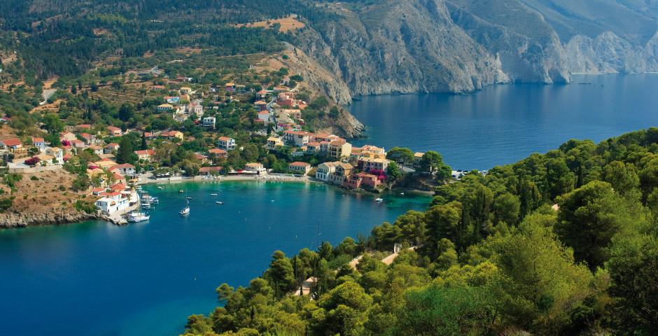 les Ioniennes Grce  Vacances avec Hotelplan