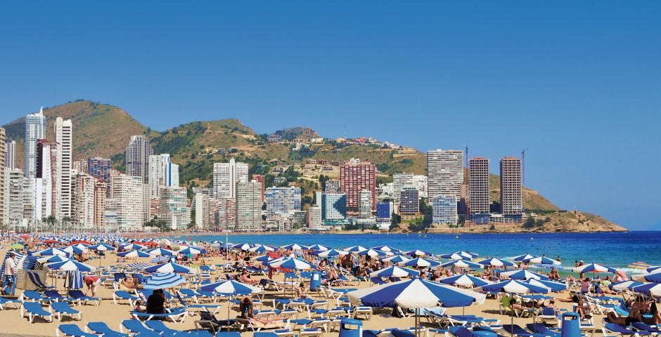 Benidorm vacances  voyages avec Hotelplan