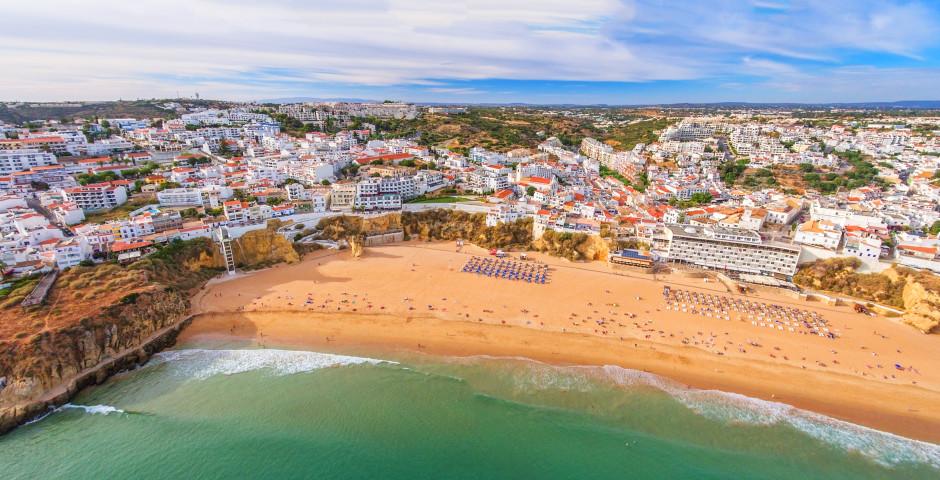 Albufeira Algarve  Faro  vacances  voyages avec Hotelplan
