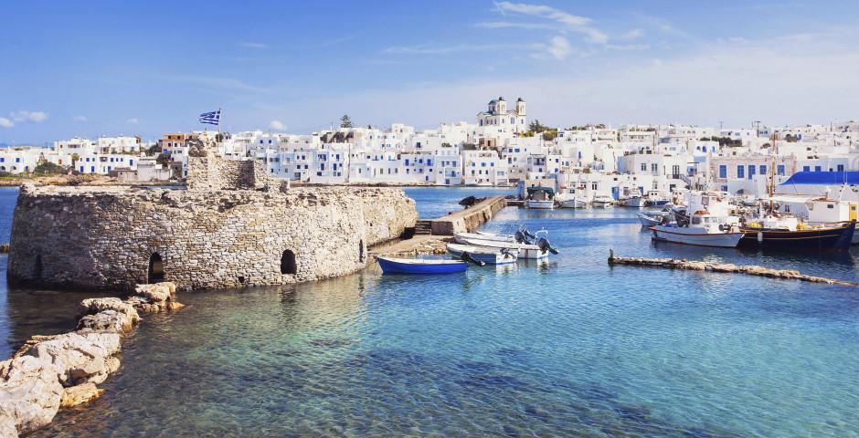 Paros  Vacances avec Hotelplan