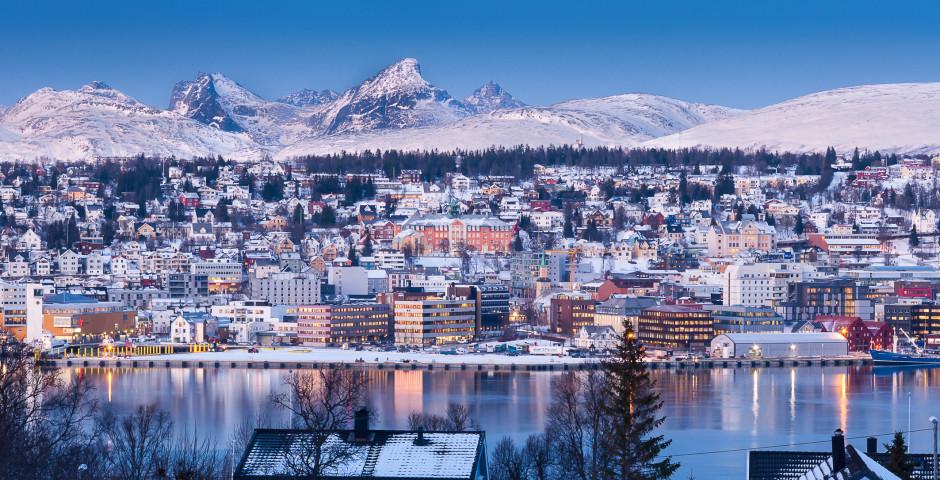 Troms et Environs  Vacances htel  vol avec Hotelplan