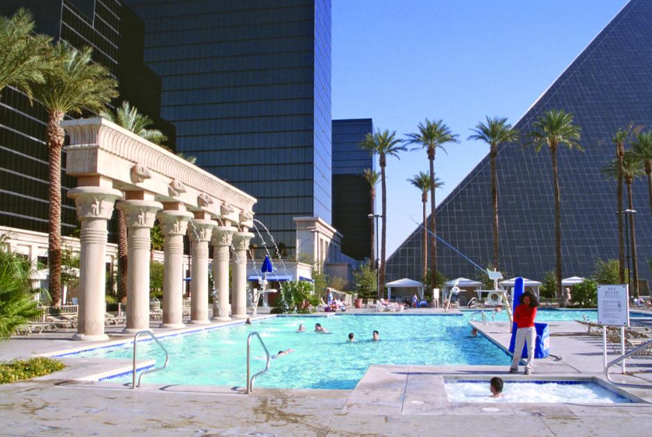 Luxor Hotel  Casino  Las Vegas tatsUnis
