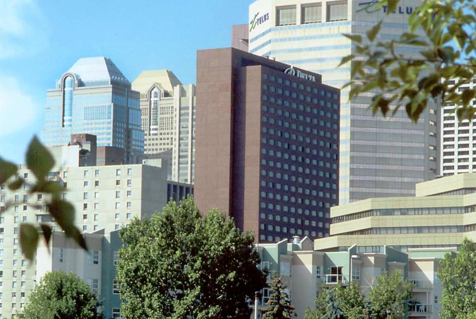 Delta Calgary Downtown  Calgary Kanada