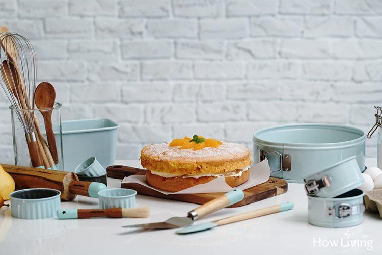【好物分享】Jamie Oliver 烘焙選物在我家!超夢幻Tiffany藍全臺獨家 | 美味生活 | HowLiving