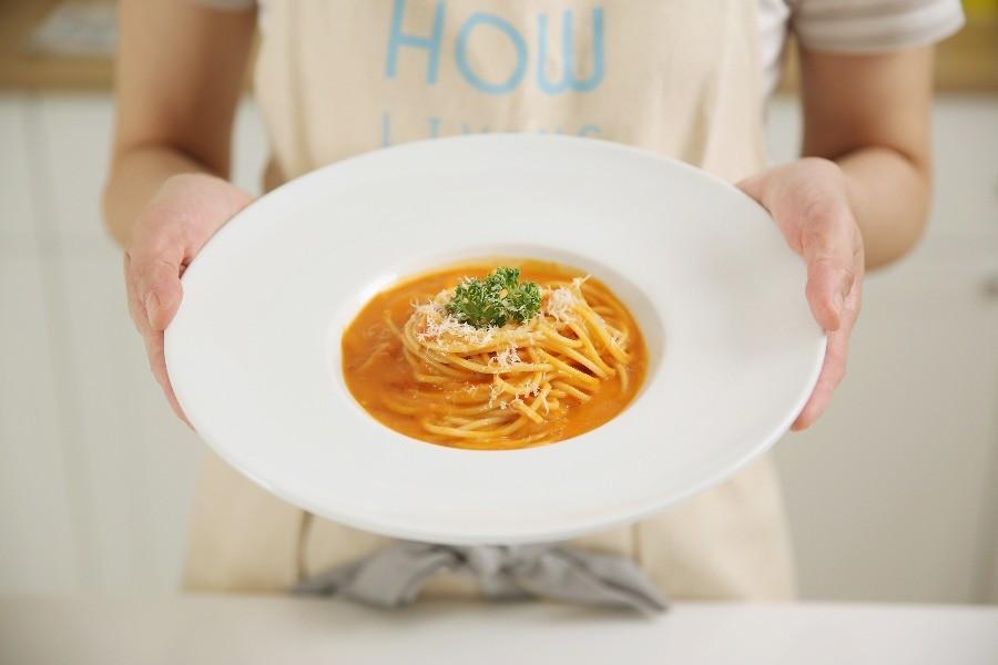 【日清フーズ青之洞窟義大利麵醬】餐廳等級的好味道   美味生活   HowLiving