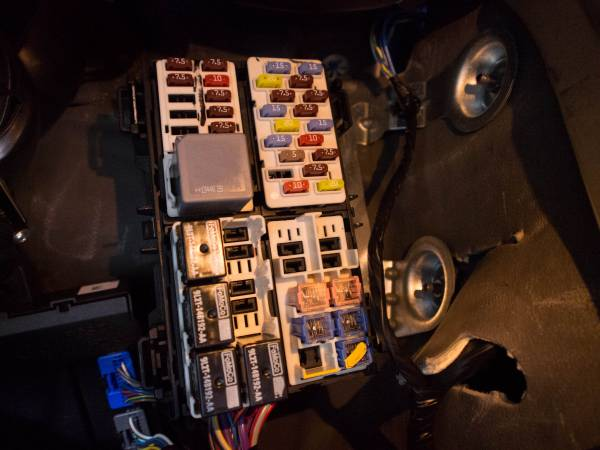 Wiring Diagram Ford Focus Fuse Box Diagram On 2014 Ford Focus St