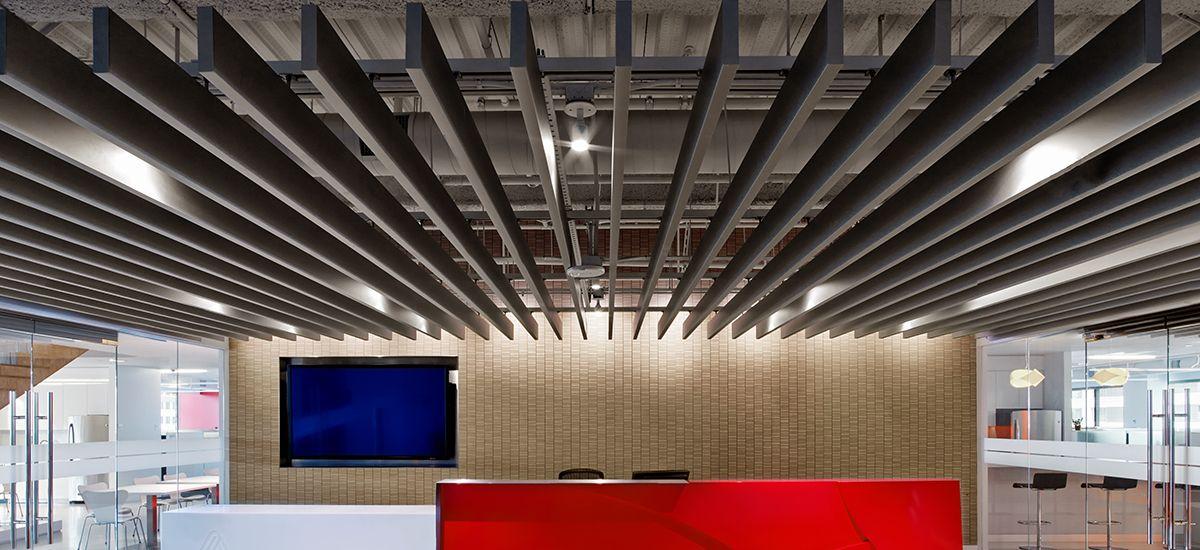 Baffle Ceiling Lighting