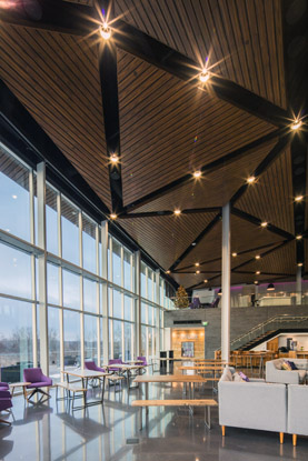 Anytime Fitness Headquarters - Hunter Douglas Architectural
