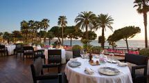 Restaurants Bar Cannes Tel Martinez Hyatt