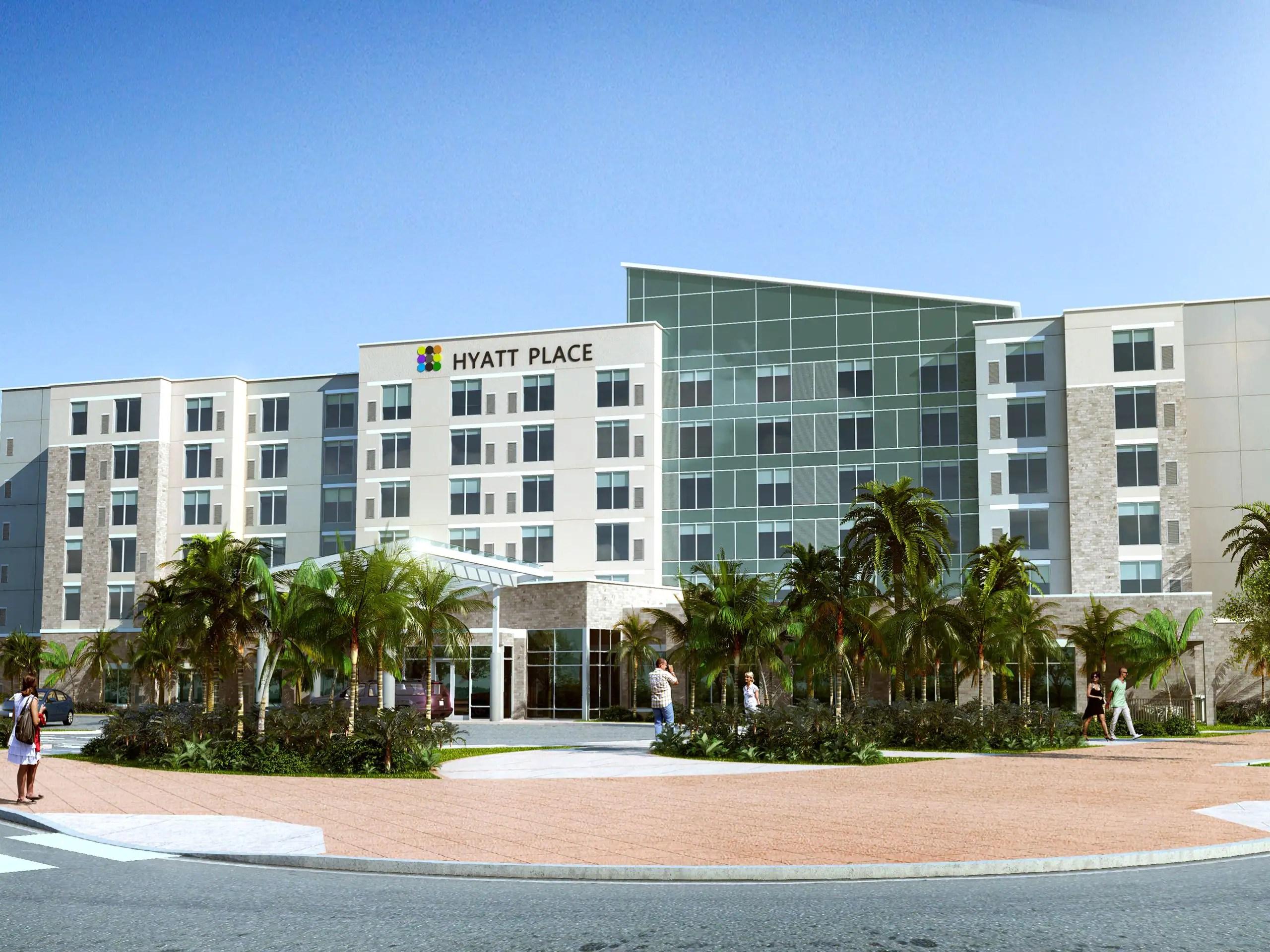 Downtown San Juan Hotel Hyatt Place San Juan City Center