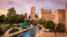 Indianapolis Map - Directions Hyatt Regency