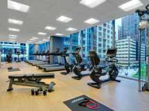 Gym Downtown Chicago
