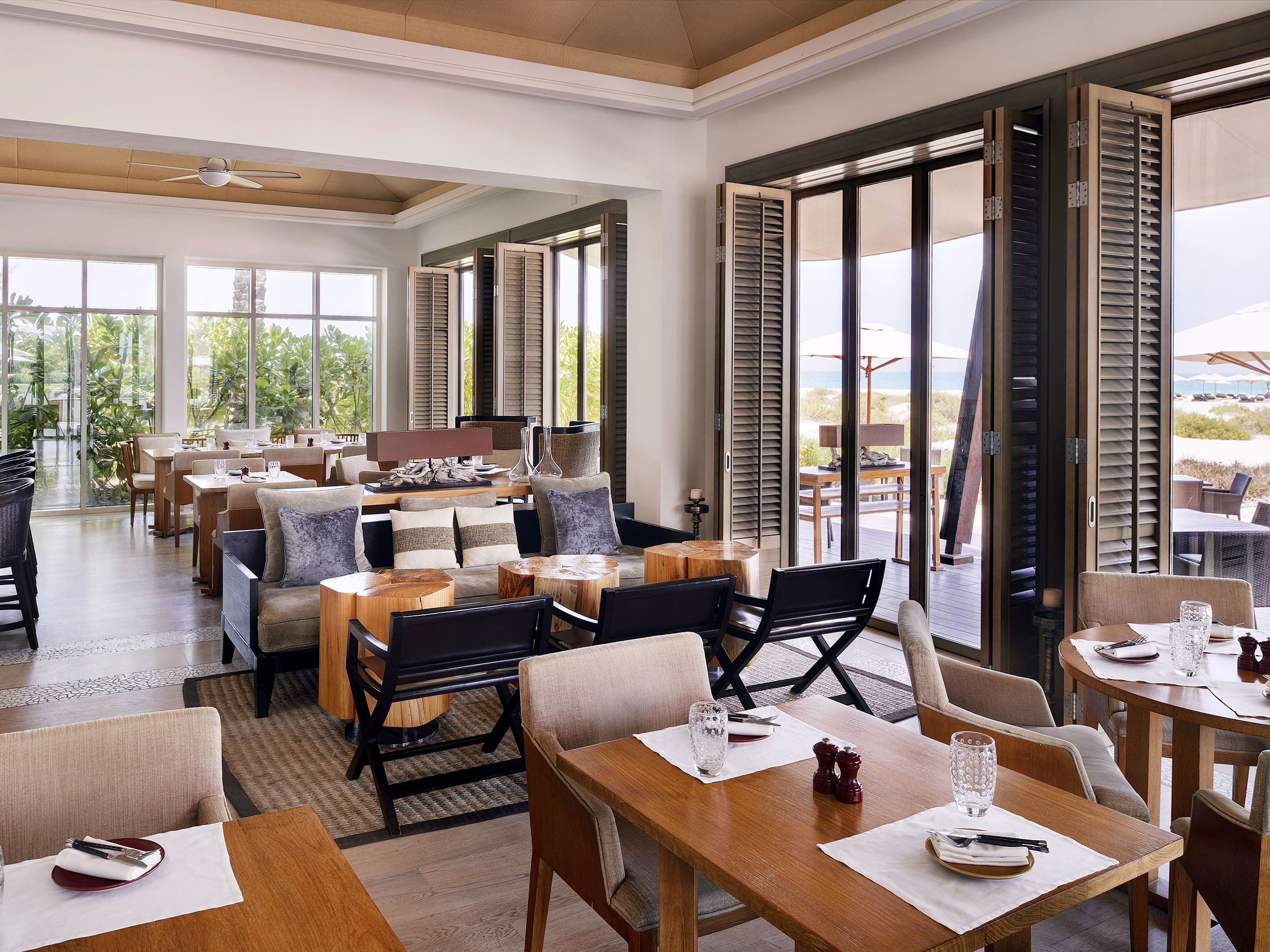 living room restaurant abu dhabi how to decorate a very small apartment best restaurants in park hyatt