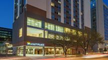 Modern Houston Tx Hotel Galleria Hyatt