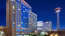 Downtown Calgary Hotel Convention Center Hyatt