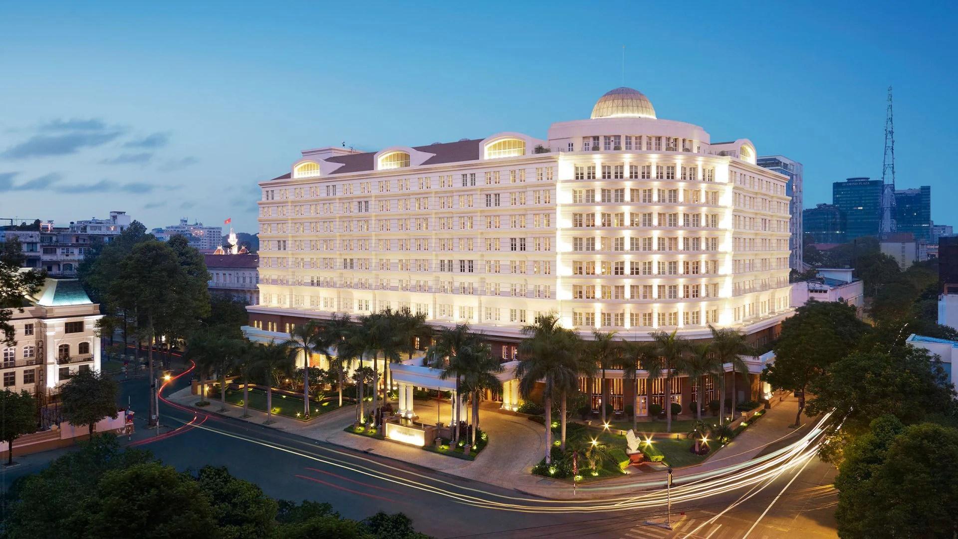 Luxury Ho Chi Minh City Hotels, Vietnam  Park Hyatt Saigon