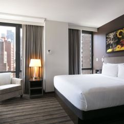 Room And Board Chelsea Sofa Simple Leather Spacious Suites In Nyc | Hyatt House New York ...