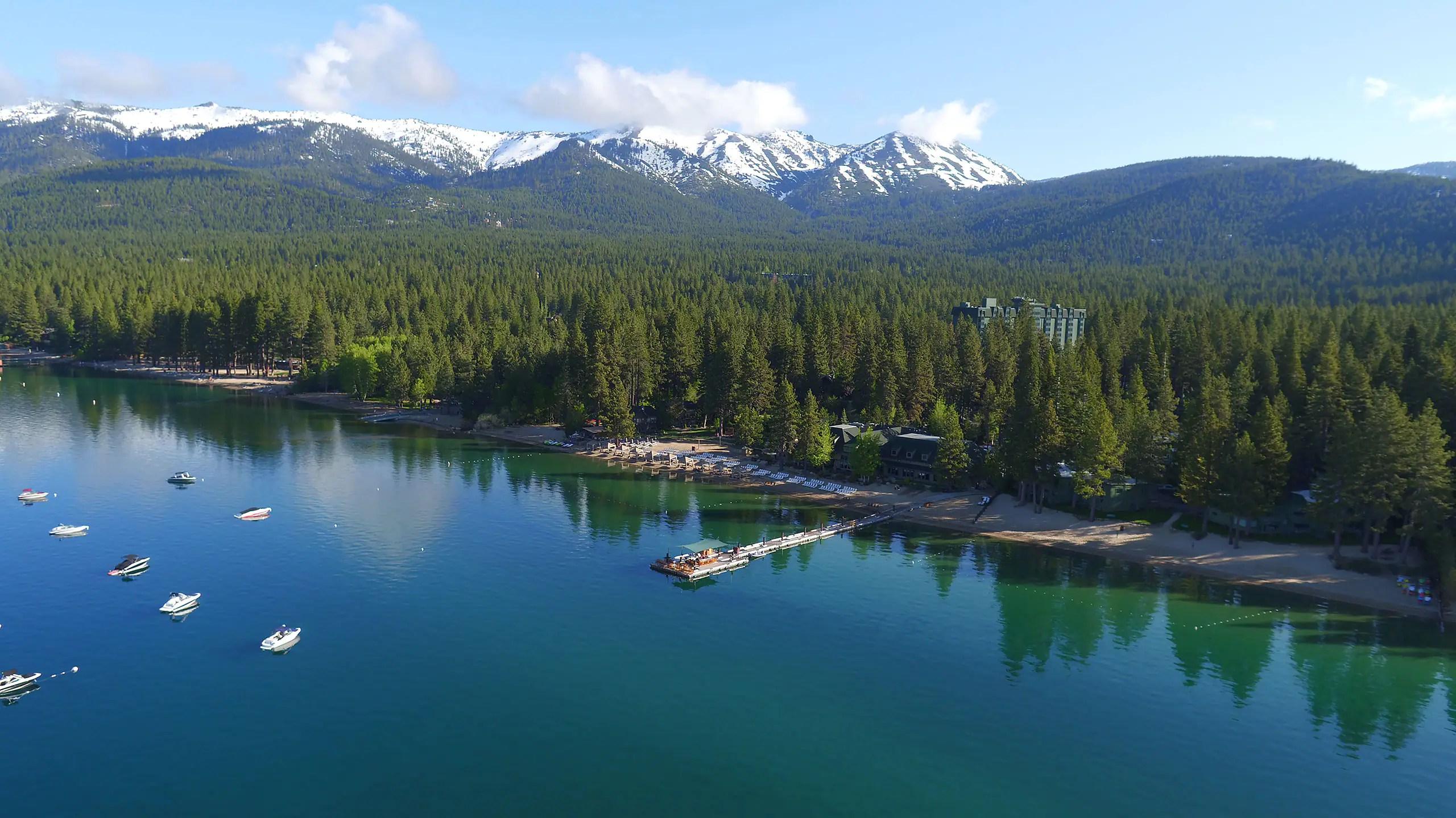 Waterfront Lake Tahoe Hotel Hyatt Regency