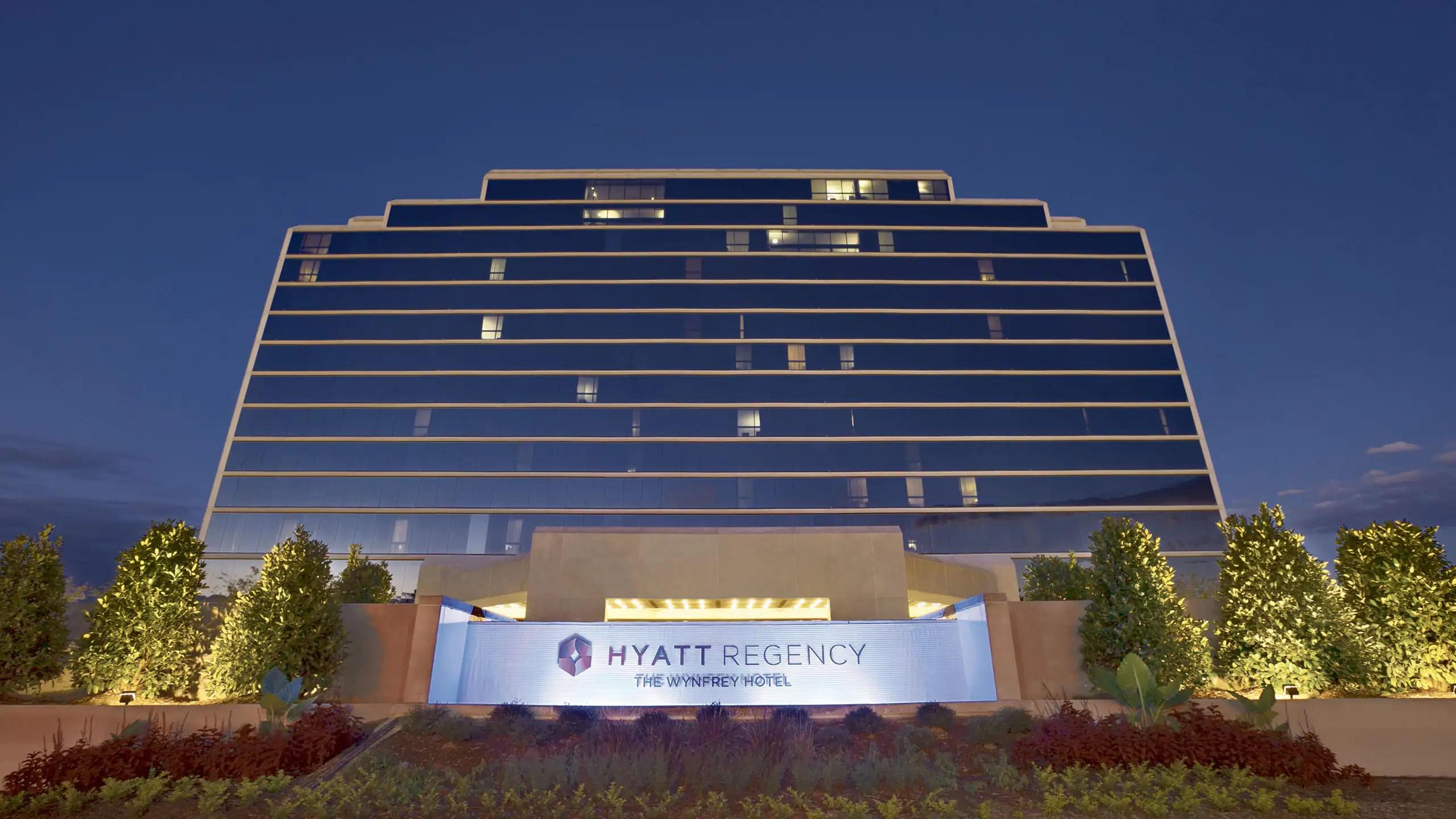 Sophisticated Birmingham Al Hotel Hyatt Regency