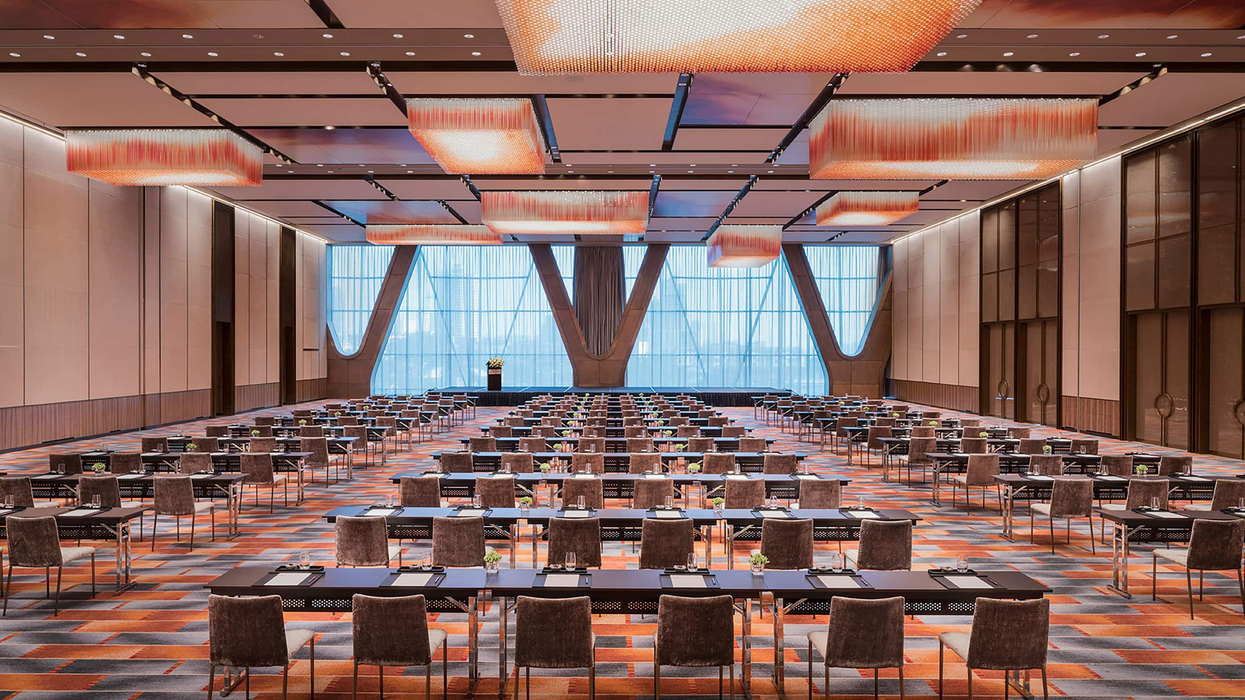 Ballroom And Meeting Space In Downtown Changsha Grand